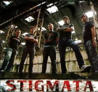 "Stigmata - За кадром клипа ""Взлет и падение"" (Video 2009)"
