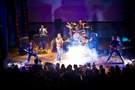 Обрывки снов - Не отпусти (Live 2010 рк Варьете)