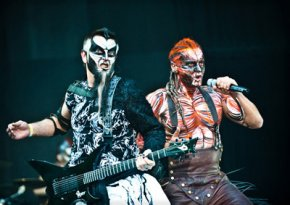 Industrial metal - Обзор музыкального стиля