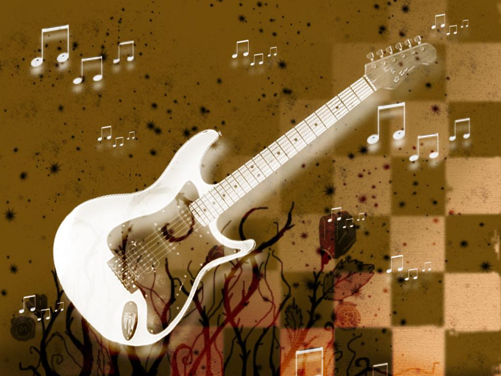 Прикольные рисунки на гитары