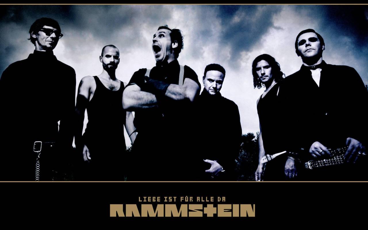 Rammstein - Обои \ Фоны \ Картинки на рабочий стол » Альтернатива ...