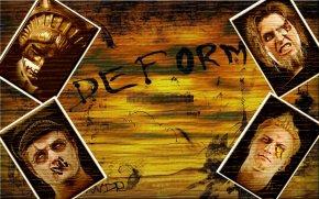 Deform - Обои  Картинки  Фоны