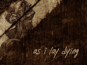 As I Lay Dying - Картинки \ Фоны \ Обои группы