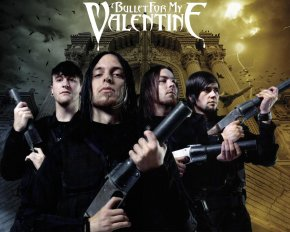 Bullet For My Valentine - Обои \ Картинки \ Фоны