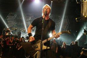 Metallica выпускает серию браслетов
