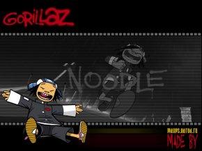 Gorillaz - Фоны и обои