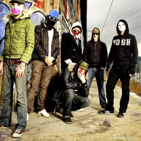 Hollywood Undead  - Обзор \ История \ Биография