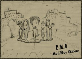 Evil Not Alone - Обзор \ Биография \ История \ Фотографии