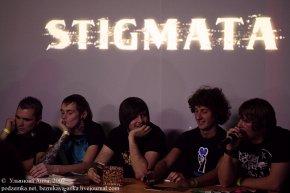Stigmata - История  Биография  Фотографии