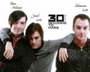 30 Seconds to Mars - История \ Обзор \ Биография \ Фотографии