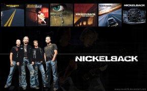 Nickelback - Фоны и Обои на рабочий стол