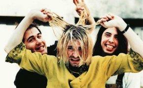 Песни группы Nirvana снова в Хитпарадах