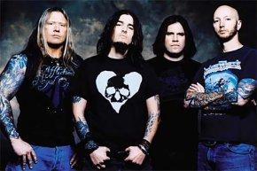 Новый альбом Machine Head спасли наркотики