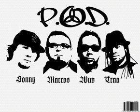 P.O.D. - Обои \ Фоны \ Картинки на рабочий стол