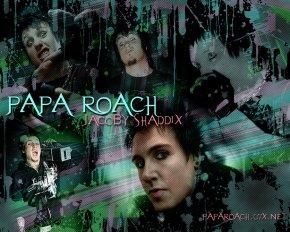 Papa Roach - Фоны \ Обои \ Картинки для рабочего стола