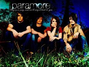 Paramore - Обои \ Фоны \ Картинки на рабочий стол