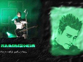 Rammstein - Обои \ Фоны \ Картинки на рабочий стол
