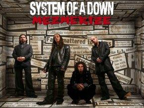 System Of A Down (SOAD) - Обои \ Картинки \ Фоны для рабочего стола