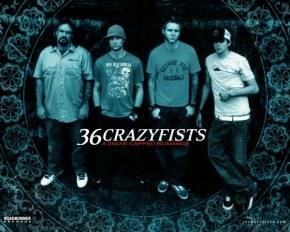 36 Crazyfists - Табы \ gp5 \ gtp \ Табулатуры \ Подборки
