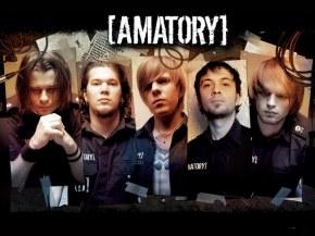 Amatory - Дыши со мной (клип)