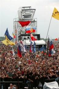 Нашествие - Обзор фестиваля  Фотографии