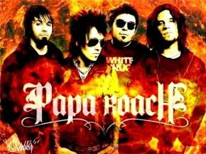 Papa Roach - Табы \ gtp \ gp5 \ Табулатуры