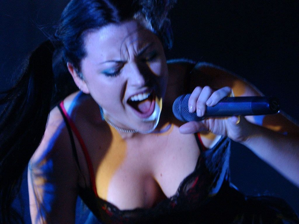 Evanescence topless #5