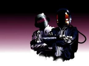 Daft Punk - Фоны, Картинки, Обои рабочего стола