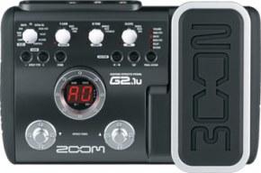 Процессоры для гитары фирмы Zoom
