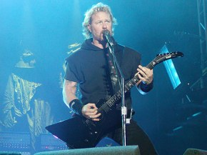 Metallica отменяет тур по Европе, из-за возможного развала Еврозоны