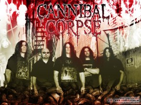 Cannibal Corpse - ������� ������, ���������, ����