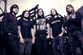 As I Lay Dying - История группы, биография, фото