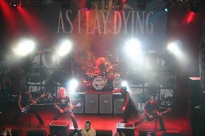 As I Lay Dying - История группы, биография, фото