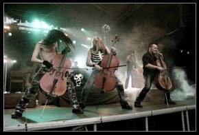 Apocalyptica - История группы \ Биография \ Обзор \ Фотографии