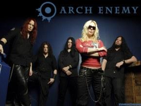 Arch Enemy - История группы \ Биография \ Обзор \ Фотографии