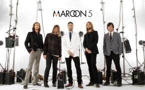 Новый альбом Maroon 5  выйдет этим летом