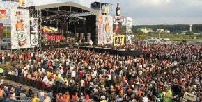 Два рок фестиваля отменены (2011)