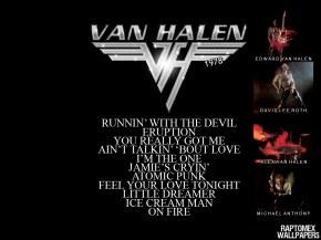 Van Halen - Фоны, обои, картинки