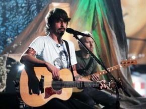 Foo Fighters - Фоны, обои группы, картинки