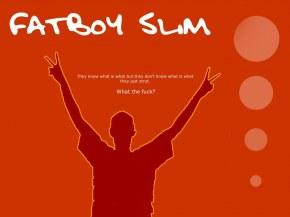 Fatboy Slim - Обои группы, фоны, картинки