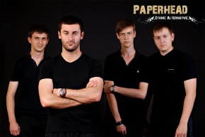 PaperHead - фоны группы, обои и картинки