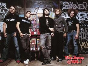 My Chemical Romance - обои, фоны группы, картинки