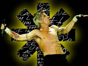 Red Hot Chili Peppers - Обои, фоны группы на рабочий стол