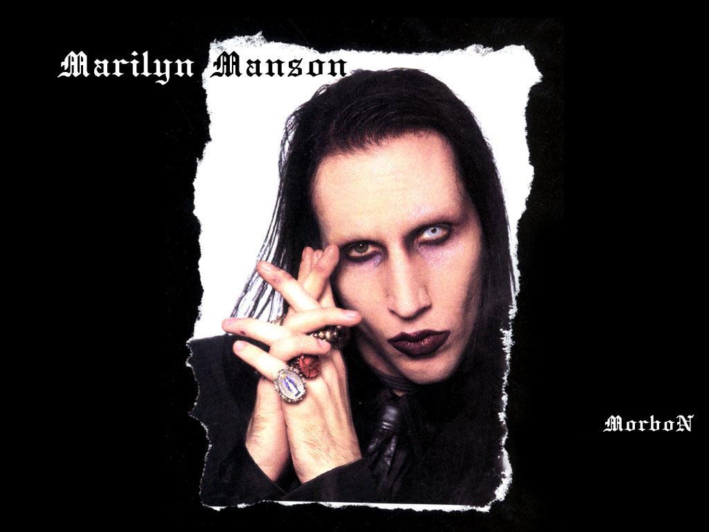 marilyn manson wiki
