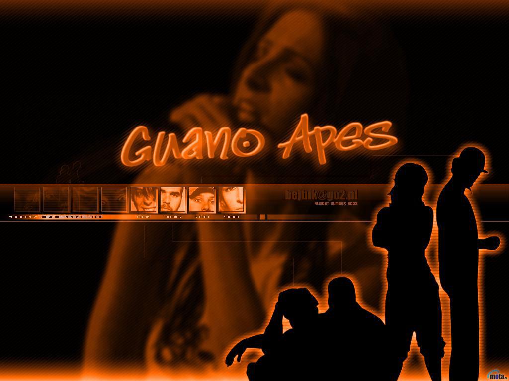 Guano apes обои фоны картинки группы