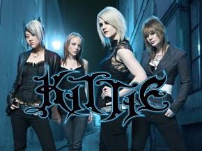 Kittie - История группы, биография, фотографии
