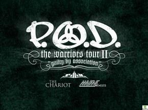 Группа P.O.D. - История, Биография, фотографии