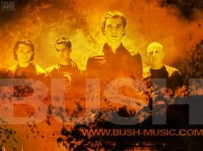 Bush - Обои, фоны, картинки группы