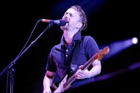 Radiohead - История группы, биография, фотографии