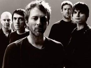 Radiohead дали концерт в Лондоне против мировой финансовой элиты